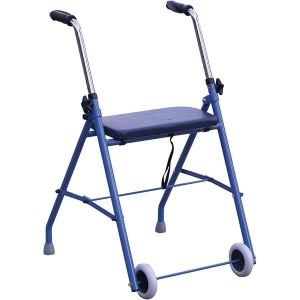 Rollator 2 roues 9204
