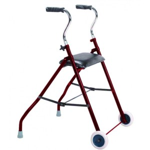 Rollator fortissimo 2 roues