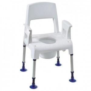 Chaise percée Pico
