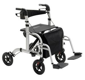 Prestataire santé rollator-4-roues-2-en-1-medical mad