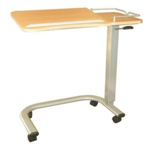 Table de luxe double plateau