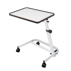 Table de lit piètement en U